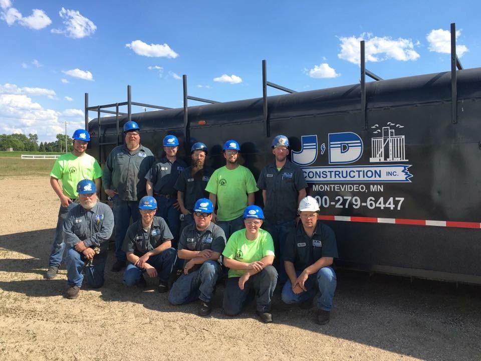 J&D Construction Employment Opportunities